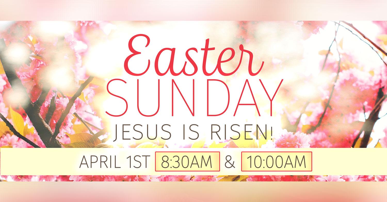 Easter Sunday Services City Church International